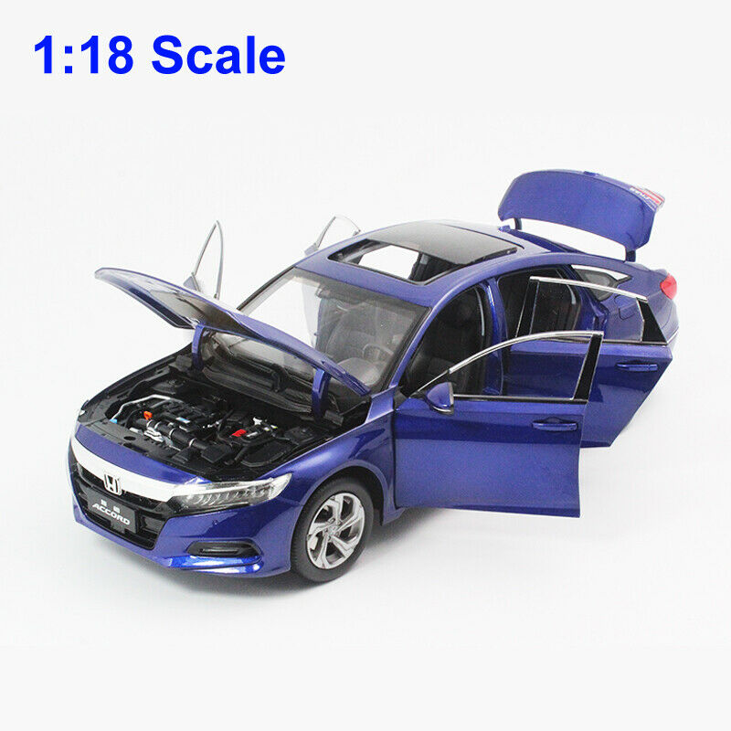Honda 10th Accord 1 18 Diecast Model Car Toy Collection Best Gift With Box