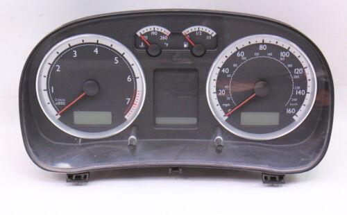 Instrument Gauge Cluster Speedometer 04-05 VW Jetta Mk4-1J5 920 906 K