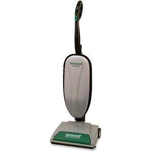 Bissell BGU5500 - Gray/Green - Upright Cleaner