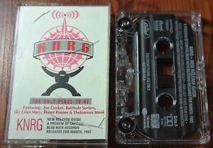 RARE KNRG Capitol Records New Release Sales Tape Promo Cassette Butthole Surfers