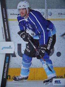 067 Jean-philippe Cote Hamburg Freezers Del 2010-11-afficher Le Titre D'origine Rcyxvr1i-08005039-238189022