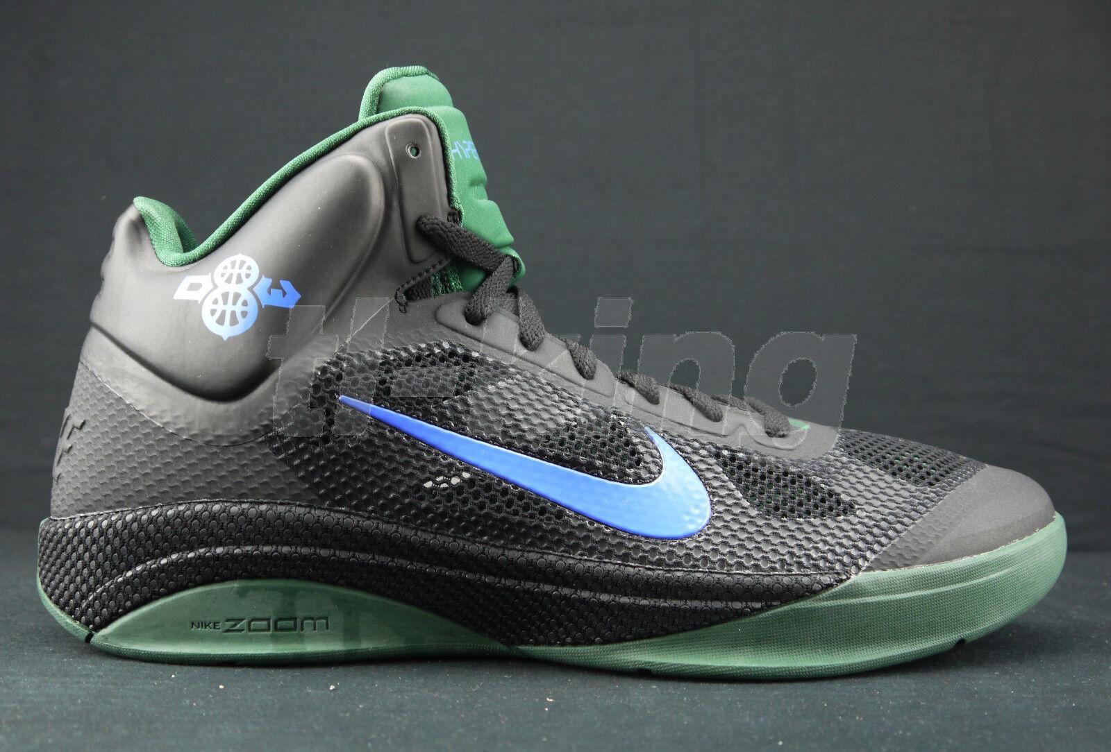 Nike Hyperfuse Deron Williams PE Uath Jazz sz 13.5 Right Shoe Only