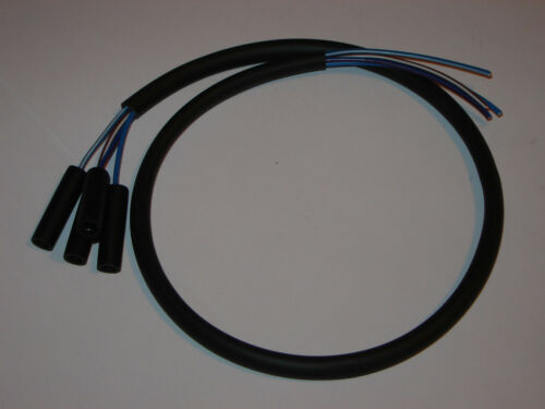 Triumph Horn Dip Switch Wiring Loom Harness Dip Sw BSA 4 Wire A65 T120 T140 T150