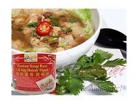 Quoc Viet Foods - Wonton Soup Base 10 Oz Jar (1 Unit) Free Shipping