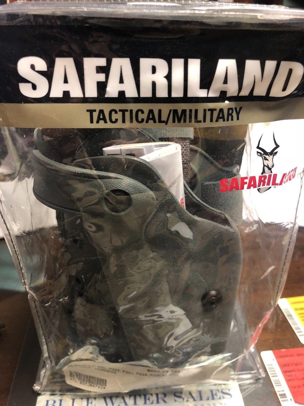 Safariland Sig Sauer Modelo 6005-74-541 SLX Funda Táctica Mano Derecha