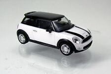 Herpa Auto Mini Cooper S ™ PEPPER WHITE