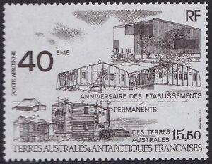 TAAF-PA-N-104-40eme-anniversaire-des-etablissements-permanents-1989-FSAT-MNH