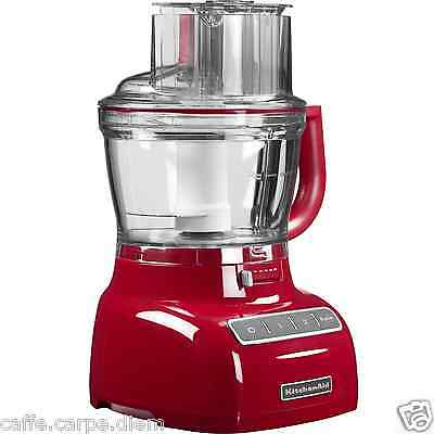 5KFP1335 Robot Cucina 3,1L KitchenAid FULL OPTIONAL +15 accessori Food Processor