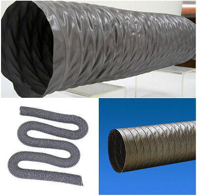 6 Quot Flexible Duct Hose 6 Inch Pvc Ducting Air Hose 35ft
