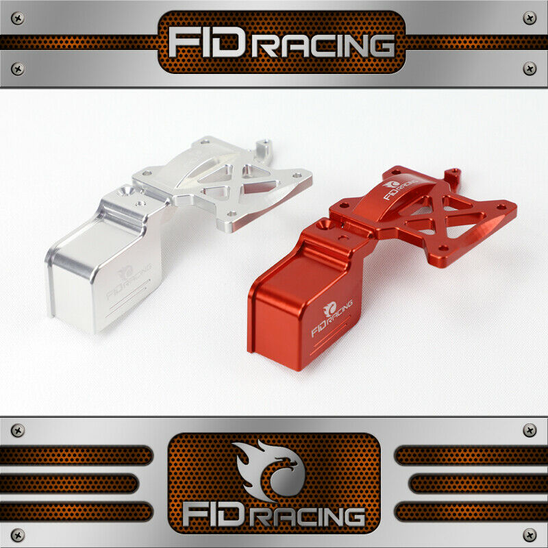 FID racing CNC tuttioy diff gear cover top plate for for for LOSI DBXL-e 1 5 rc auto d12e9f
