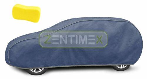garaje completo membrana de 4 capas para Dacia Logan MCV 1 vagoneta 5 puertas 02.07