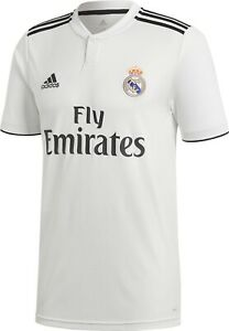 Real-Madrid-Trikot-Groesse-XL-Beflockung-Jovic-Hazard-Kroos-Sergio-Ramos-Benzema