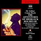 Sherlock Holmes Stories: The Adventures of Sherlock Holmes Vol. 3 : The Man with the Twisted Lip; The Musgrave Ritual; The Adventure of the Cardboard Box; The Adventure of the Blue Carbuncle by Arthur Conan Doyle (2000, CD, Unabridged)