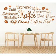Wandtattoo Küche  Kaffeepause WandDekoration Sticker Aufkleber Spruch 221 Kaffee