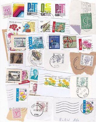 Schöne Briefmarken Aus Benelux - Siehe Scan - 23.9-3