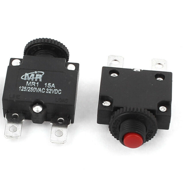 "Marpac Marine Spare Circuit Breaker Boot Fits 15//32/"" Mounting Stem EL076040  MD"