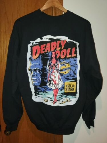 Jesse Jo Stark Deadly Doll Sweatshirt
