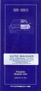 Porsche-928-amp-928S-German-prices-options-Preisuebersicht-02-1981