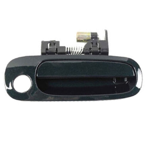 Outer Door Handle Front Right For 1998-2002 Toyota Corolla Dark Green 6M1