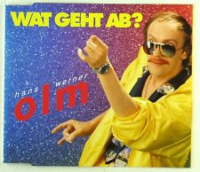 Maxi CD - Hans Werner Olm - Wat Geht Ab? - A4490