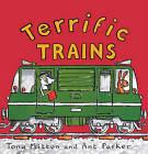 Terrific Trains by Tony Mitton (Hardback, 2000)