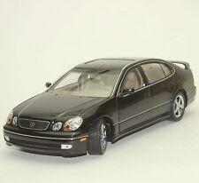AUTOART Rarität LEXUS GS 400 Limousine in schwarz lackiert,OVP,  1:18, 022