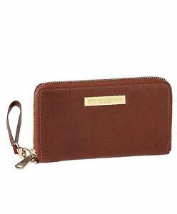 check out c8792 1239c Details zu GUIDO MARIA KRETSCHMER Damen Geldbörse Portemonnaie Leder Börse  Cognac
