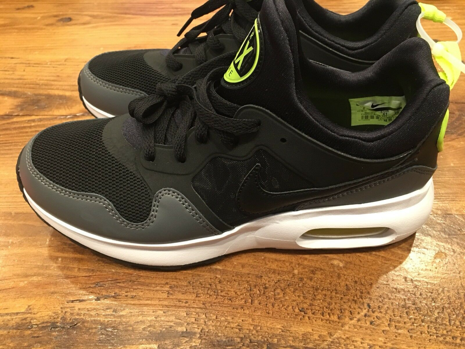 Men's Men's Men's Nike Air Max Prime Black shoes Sneakers - Size 8 cbe636