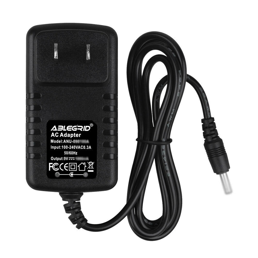 9V AC-DC Adapter For Bunker Hill 62368 Security Harbor Freight Tools 9VDC Power