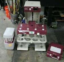 Distek 2100a Dissolution System With Syringe Pumpamp Tcs 0200 Temperature Controller