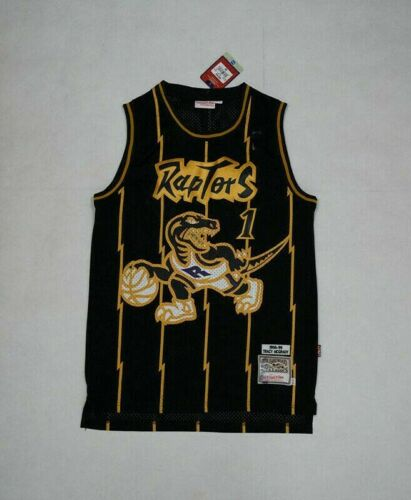 Basketball Jersey #1 Swingman Sports Mesh Retro Gym Men T-shirt Vest Sleeveless