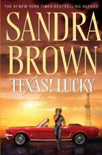 Texas! Lucky by Sandra Brown (2008, Hardcover)