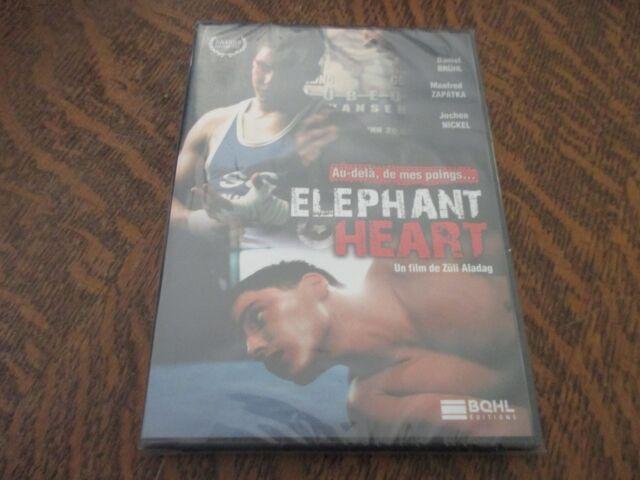 dvd elephant heart un film de ZULI ALADAG
