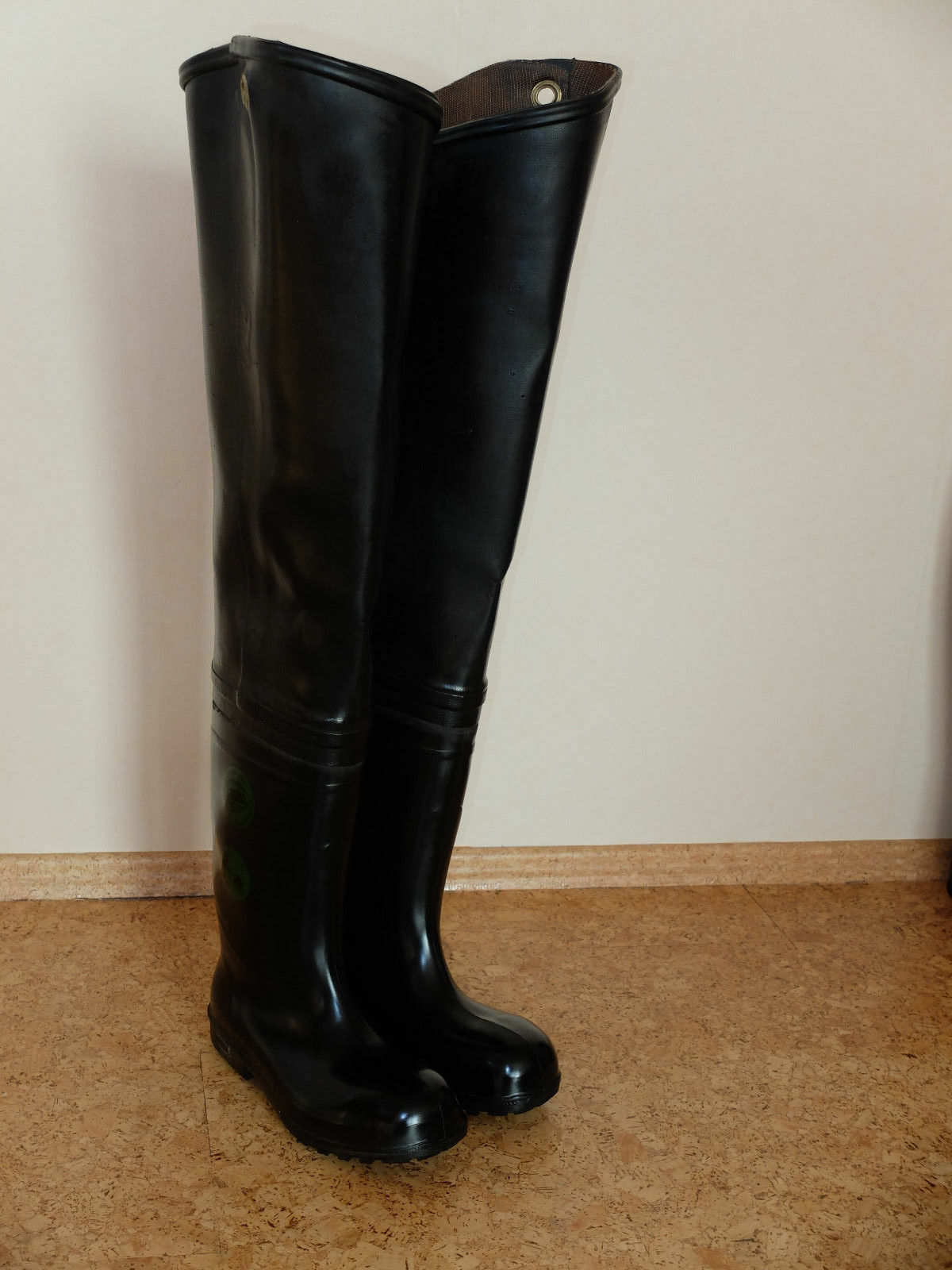 New Original Bekina Thigh Hip Extra Tall Waders Wellington Boots.  All SIZES  fishional store for sale