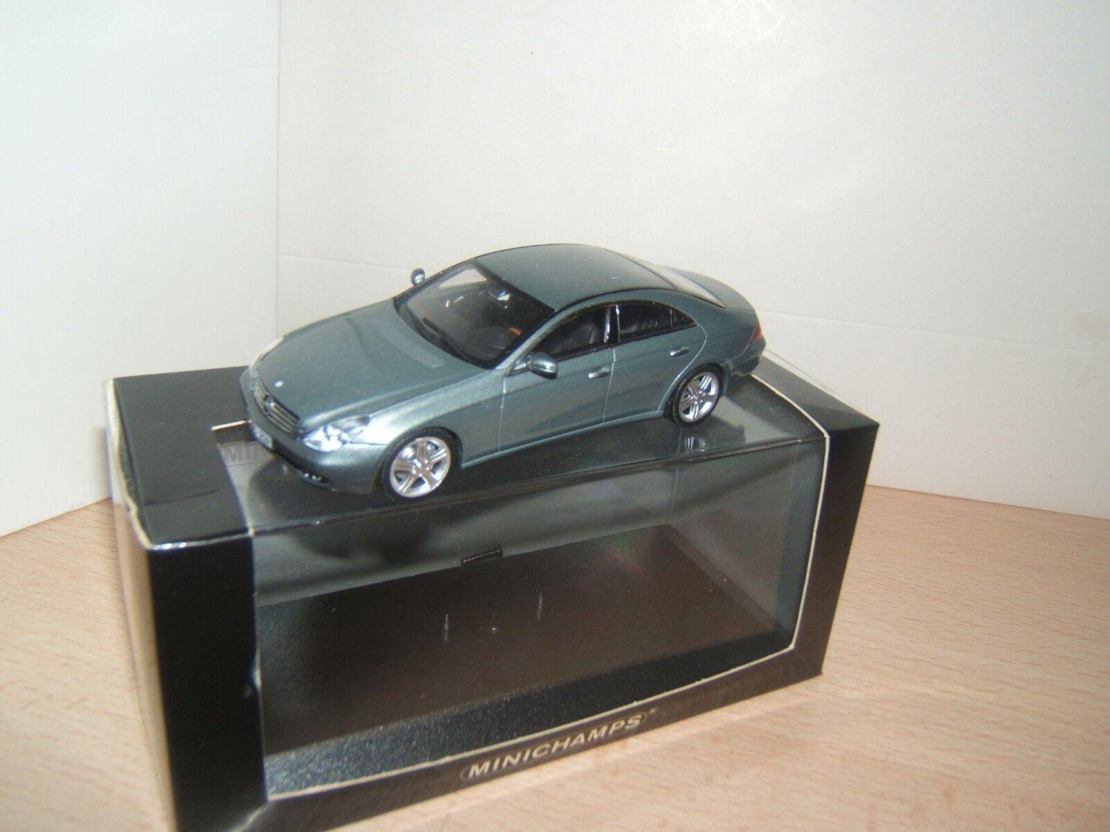 Mercedes benz cls class  1 43 minichamps  jusqu'à 50% de réduction