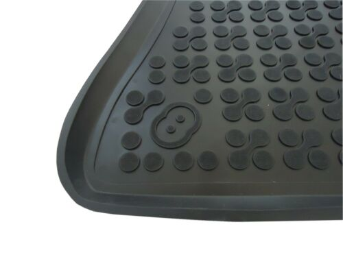 Fußmatten Gummimatten für Toyota Auris 02//2007-2012