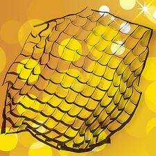 "Nylon Grid Honeycomb For 80cm / 31.5"" Octagon Umbrella Softbox Brolly Reflector"