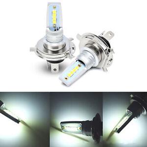 Par-H4-Car-LED-Faros-Juego-de-bombillas-Lampara-portadora-110W-20800LM