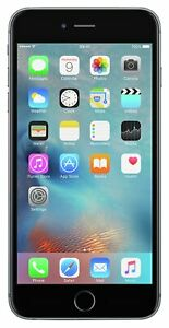 SIM Free iPhone 6s Plus 5.5 Inch 32GB 12MP 4G iOS Mobile Phone - Space Grey