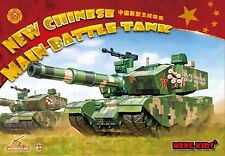 MENG KIDS Chinese Main Battle Tank Kit No. 001