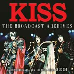 THE-BROADCAST-ARCHIVES-3CD-by-KISS-Compact-Disc-3-CD-Box-Set-BSCD6115