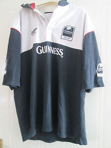 e44af2bf6e5 Image is loading Guinness-Premiership-Rugby-Union-Home-Shirt-XL-Adult-