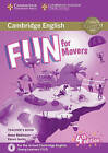 Fun for Movers Teacher's Book with Downloadable Audio by Anne Robinson, Karen Saxby (Mixed media product, 2016)