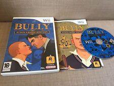 NINTENDO Wii : Bully Scholarship Edition