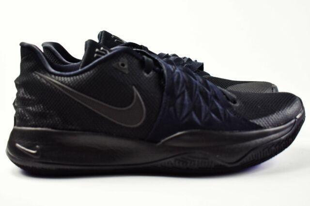 Size 12 - Nike Kyrie Low Triple Black