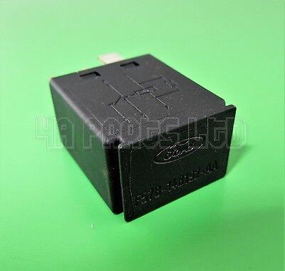 3523252 Genuine Ford Fiesta Focus Mondeo Multi Purpose Black relay F57B14B192AA