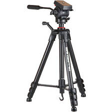 Sunpak 620-840 Video PRO-M 4 Tripod with Fluid Head
