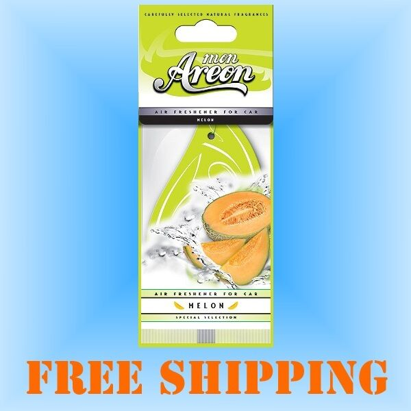 Melon Air Fresheners for Car or Home