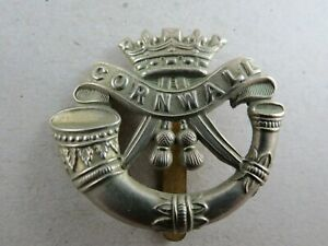 Military-Cap-Badge-Duke-of-Cornwall-039-s-Light-Infantry-British-Army