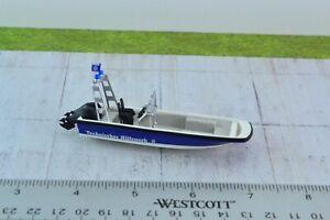 Boat W 2 Outboard Motors No Trailer 1 87 Ho Scale Ebay